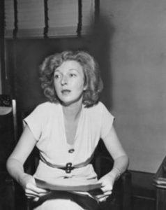 Журналистка и писательница Марта Геллхорн, третья жена Хемингуэя