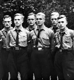 NSDAP – самая молодая партия.