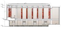 Проект воссоздания оформления главного зала