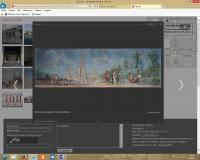 Проект восстановление росписи вестибюля