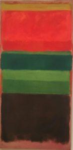 «Без названия» Ротко, 1949г.; Национальная галерея, Вашингтон