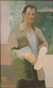 «Автопортрет» Горки, 1937г.; частная коллекция