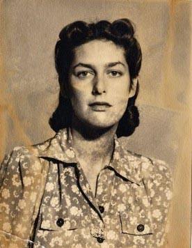 Агнес Магрудер, около 1941г.