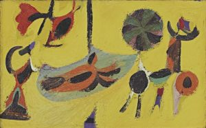 «Аргула» Горки, 1938г.; МОМА, Нью-Йорк