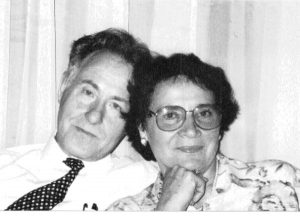 Мы с Ниной в Тбилиси в августе 1987 года.