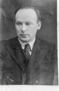 Е.К. Завойский. 1944 г.
