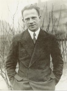 Вернер Гейзенберг в Лейпциге, начало 30-х годов