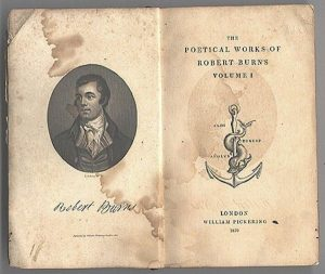 The Poetical Works of Robert Burns, William Pickering, 1829