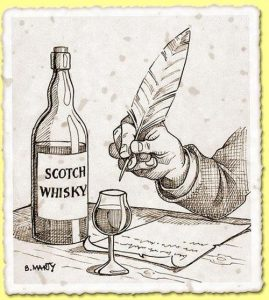 Джон Ячменное Зерно — шотландский виски