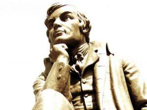 Памятник Бёрнсу в Канберре, Австралия