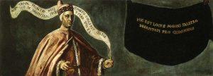 """<span style=""""color: #000000;""""> Закрашенный черной краской портрет дожа Марино Фальера. Титоретто. Зал Большого Совета. Дворец дожей.</span>"""