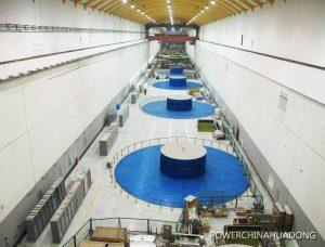 Рис.11. Машинный зал гидростанции Цзиньпин 2. http://www.ecidi.com/en/detail.aspx?type=news&id=3227
