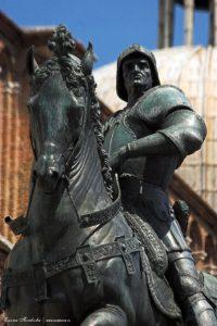 Памятник Бартоломео Коллеони