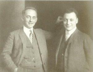 Макс Борн и Вольфганг Паули