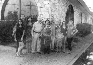 Последний снимок нашей семьи.