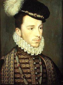 Рис.14. Портрет Генриха III