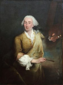 Портрет Франческо Гварди. Пьетро Лонги