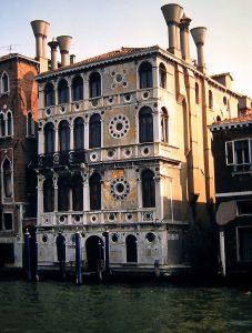 Палаццо Дарио — Проклятый замок