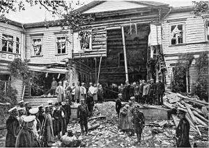 Взрыв в доме П.А. Столыпина на Аптекарском острове