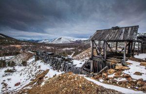 Природа Колымы. Лагерь Гулага на Колыме