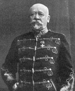Генерал В.А. Сухомлинов