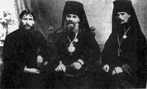 Распутин, Гермоген и Илиодор