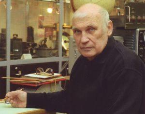 Создатель Музея-лаборатории Е.К. Завойского И.И. Силкин