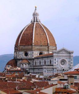 Купол храма Санта Мария дель Фьоре