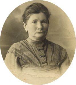 Анна Фоминична Вяткина, фото из архива семьи Вяткина