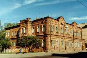 Церковно-учительская школа, фото из Интернета.