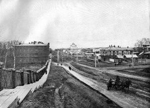 Томск начала ХХ века, фото из Интернета