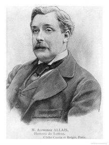 Альфонс Алле (1854‒1905)