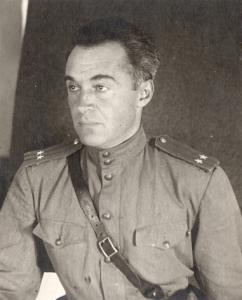 Б.Г.Кузнецов, 1942-1943 гг.