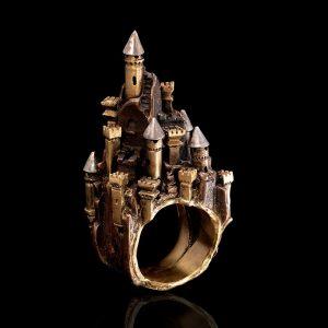 Кольцо Алессандро Дари.