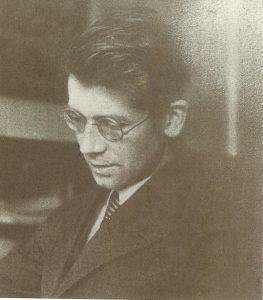 Профессор Фридрих Хунд, соруководитель семинара Гейзенберга