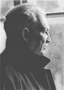 24. Борис Слуцкий, конец 60-х