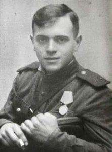 3. Давид Кауфман, 1943