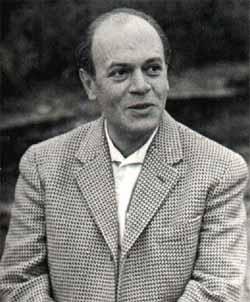 4. Давид Самойлов, конец 1950-х