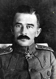 Генерал М.К. Дитерихс