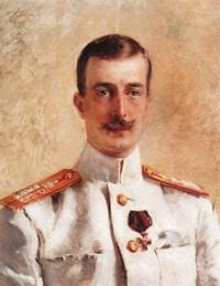 Великий князь Кирилл Владимирович (хранитель престола)