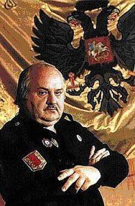 Дмитрий Васильев, лидер общества «Память»