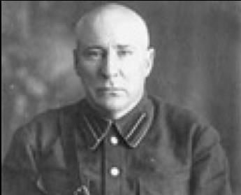 Петр Щетинкин