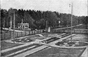 Платформа Новогиреево