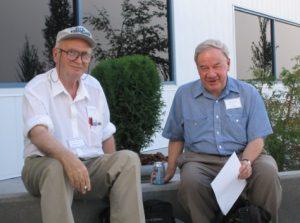 В.Б. Брагинский и Р. Дривер