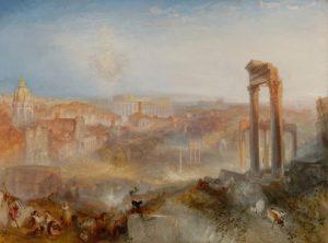«Современный Рим — Кампо Ваччино» Тёрнера,