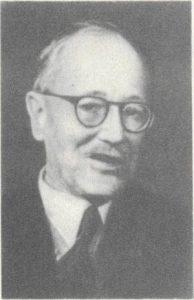 Ван дер Иоханнес де Гааз (1878–1960)