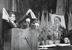 Выступление Т. Д. Лысенко на сессии ВАСХНИЛ в 1948 г.