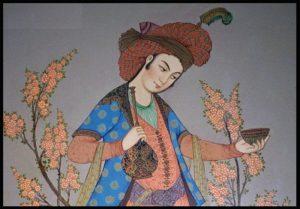 14. Персидская миниатюра сефевидского периода (XVI-XVII века)