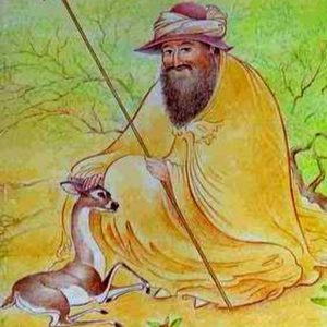 16. Шамсаддин Мухаммад Хафиз (~1325 — 1389)