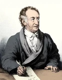 21. Иоганн Вольфганг Гёте (1749-1832)